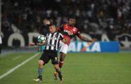 Roger decide e Botafogo vence o Flamengo no Engenhão