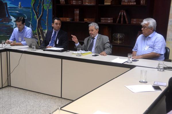 Desde o começo deste ano, o Fórum atua de forma direta, por meio de auditorias, nesta questão do tratamento oncológico feito em Sergipe.