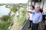 Governadores de Sergipe e Alagoas se reúnem para discutir situação do rio São Francisco