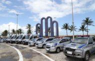 Governador entrega novas viaturas à Batalhão de Policiamento Turístico