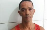 Em Itaporanga, polícia sergipana prende foragido da justiça do Pará