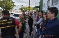 Hospital Fernando Franco tem serviço de enfermagem interditado