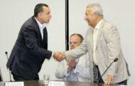Governador assina acordo que possibilita voo regular entre Aracaju e Buenos Aires