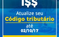 Para receber ISS a partir de 1º de janeiro, município deve estar com lei aprovada até dia 2