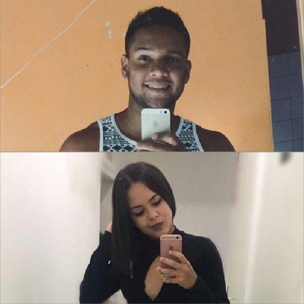 Há suspeita, ainda não confirmada de que namorado teria matado a namorada  e depois teria se suicidado