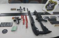 Polícia Civil prende trio envolvido com pistolagem e roubos a bancos em Sergipe