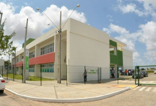 IFS inaugura campus em Nossa Senhora do Socorro