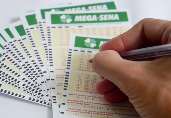 Mega-Sena, concurso 1.992: duas apostas dividem o prêmio de quase R$ 66 milhões