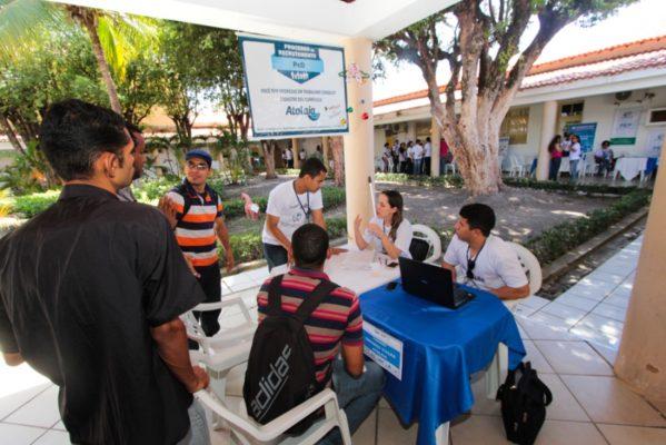 NAT oferta 270 vagas para pessoas com deficiência nesta sexta-feira