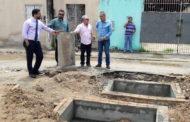 Prefeito e deputado visitam obras em andamento em São Cristóvão