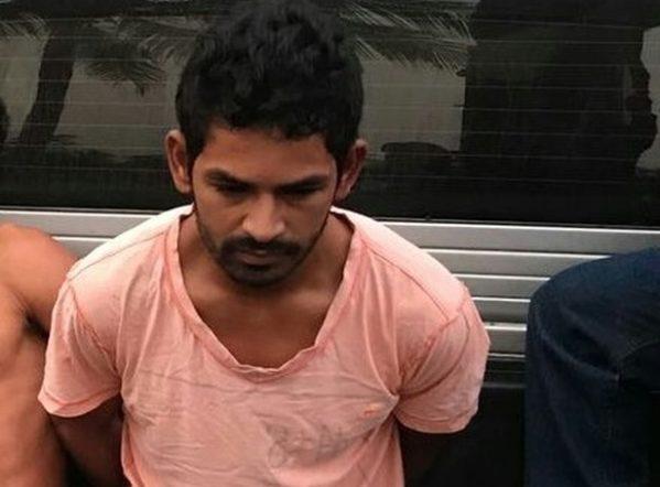 José Edileno foi preso em Anapu , Pará.