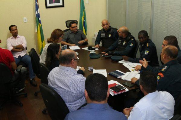 Agora a Força Nacional também vai apoiar o policiamento na Barra dos Coqueiros, Laranjeiras, Socorro e São Cristóvão.