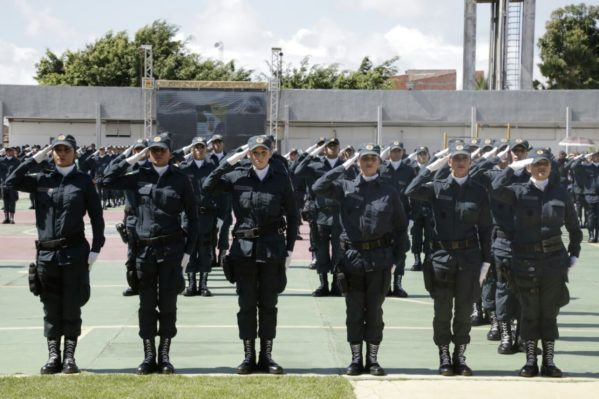 Em março de 2016, ingressaram na corporação 350 novos soldados e, em janeiro de 2015, aconteceu a formatura da primeira turma constituída por 657 alunos.