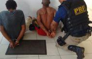 Casal assalta ônibus em Aracaju na presença dos filhos