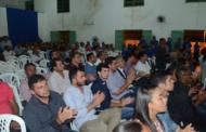 Vereadores participam de reunião sobre a inclusão de São Cristóvão na bacia do Vaza-Barris