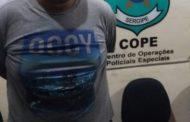 Polícia Civil prende em Aracaju suspeito de tráfico de drogas em Pernambuco
