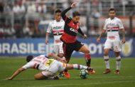 Flamengo joga mal e perde para o São Paulo no Pacaembu; confira a classificação