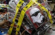 Procon Estadual apreende 3 mil brinquedos em Aracaju