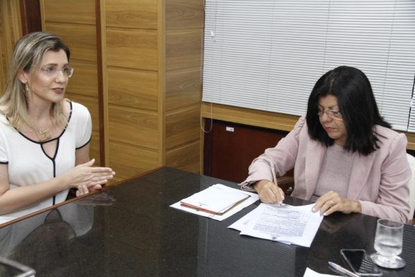 Capela: TCE firma TAG para assegurar melhorias em unidades de Saúde