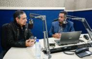 """""""Não tenho DNA político, mas o anseio do povo falou mais alto"""", disse Eduardo Amorim"""