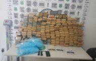 Polícia apreende mais de 200 quilos de drogas em São Cristóvão