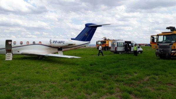 Incidente aconteceu na tarde deste domingo (15) (Foto: Fotos cedidas por Tuia do Paraná)