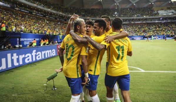 Brasil enfrenta Bolívia em La Paz nas eliminatórias da Copa