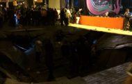 Em Aracaju, parte de camarote desaba durante show de Ivete Sangalo
