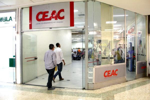 Ceac do Riomar fechará para reforma