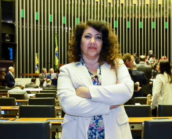 deputada federal Christiane Yared (PR-PR)