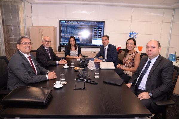 Prefeito de Aracaju solicita liberação de R$ 50 milhões na Caixa Econômica