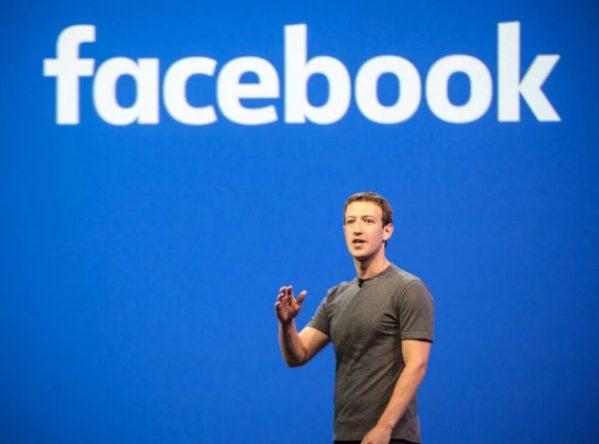 O criador e dono do Facebook, Mark Zuckerberg