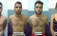 Suspeitos são presos por extorsão e ameaça de divulgar vídeos íntimos