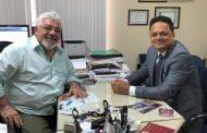 Juiz Manoel Costa Neto abraça o projeto