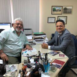 """Juiz e deputado conversam sobre o projeto """"Batalhão da Restauração"""""""