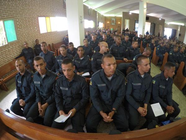 Mais 244 novos Policiais Militares concluem curso de formação