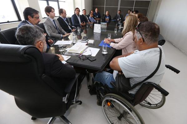 Prefeitura de Aracaju vai implantar projeto para melhorar a acessibilidade nas praias