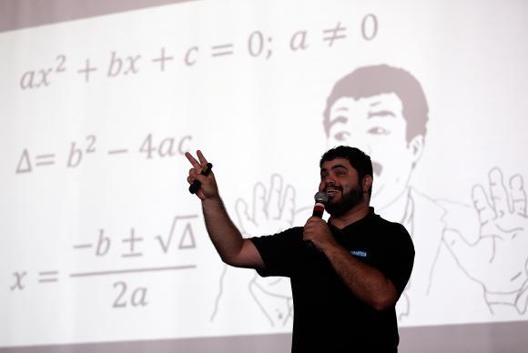 Professores dão dicas para prova de matemática do Enem