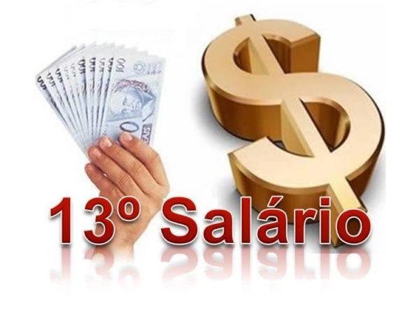 Com o abono, o servidor poderá antecipar integralmente o 13° salário sem prejuízo.