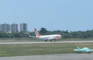 Inaugurado voo da linha Aracaju-Buenos Aires