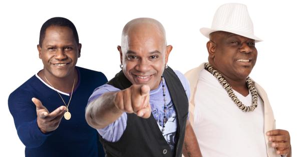 Banda Axé 90 Graus, composta por Tatau (ex Araketu), Reinaldo (ex Terra Samba) e Ninha (ex Timbalada), estarão participando da Feijoada do Rasgadinho