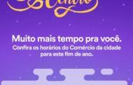 """CDL anuncia chegada de """"Papai Noel"""" nesta sexta"""