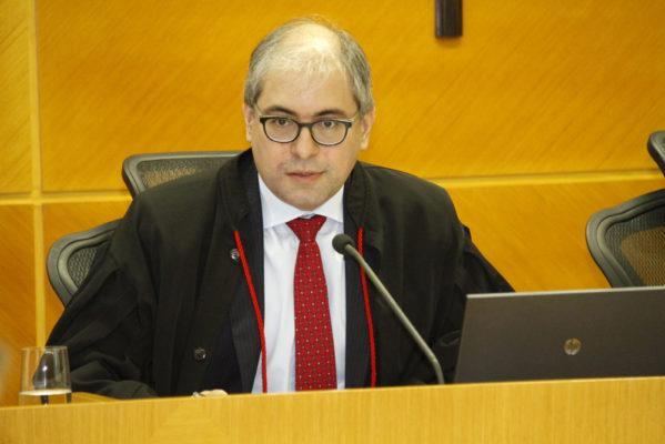 Procurador-geral João Augusto Bandeira de Mello