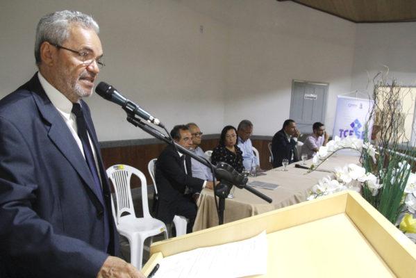 Escola de Contas (Ecojan), realizou uma série de palestras e oficinas no município de Nossa Senhora do Socorro durante esta segunda-feira, 27, na última edição do TCE Itinerante no ano de 2017