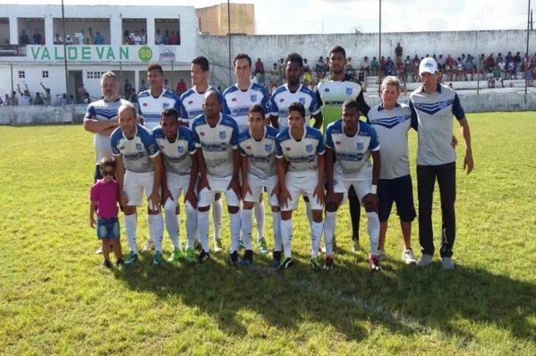 Olímpico de Itabaianinha venceu o Guarany nos pênaltis