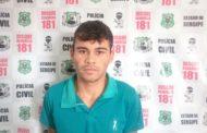 Padrasto suspeito de agredir e matar enteada de um ano e dez meses é preso em Lagarto