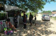 Polícia Militar cumpre mandado de reintegração de posse no Grande Rosa Elze