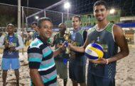 Campeões da IV Copa Rosa Elze de Vôlei de Praia foram conhecidos neste final de semana