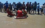 Corpo de Bombeiros registra morte por afogamento  na  Praia de Atalaia