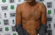 Polícia Civil prende suspeito de cometer diversos crimes em Capela